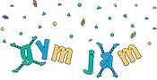 Gym Jam – Gymnastics For Kids & Daycares Logo